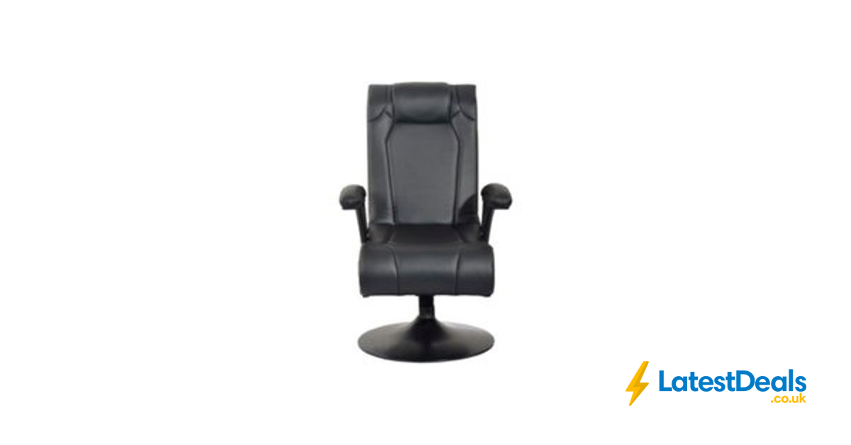 X Rocker Mirage Gaming Chair Free C&C
