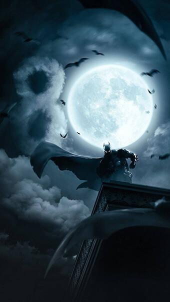 Batman Uhd Phone Wallpaper Dark Knight Batman Wallpaper Batman Fan Art Uhd Wallpaper