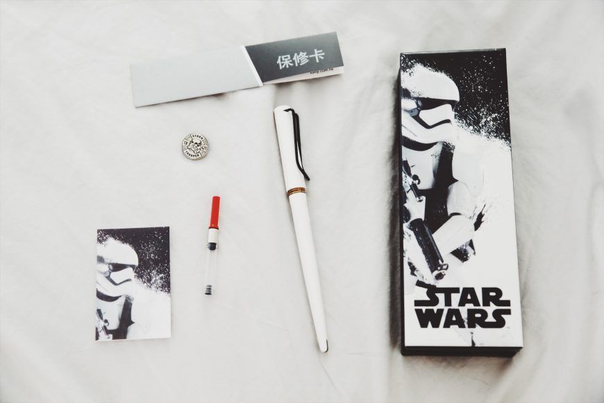 LAMY fountain pen - Star Wars Limited edition