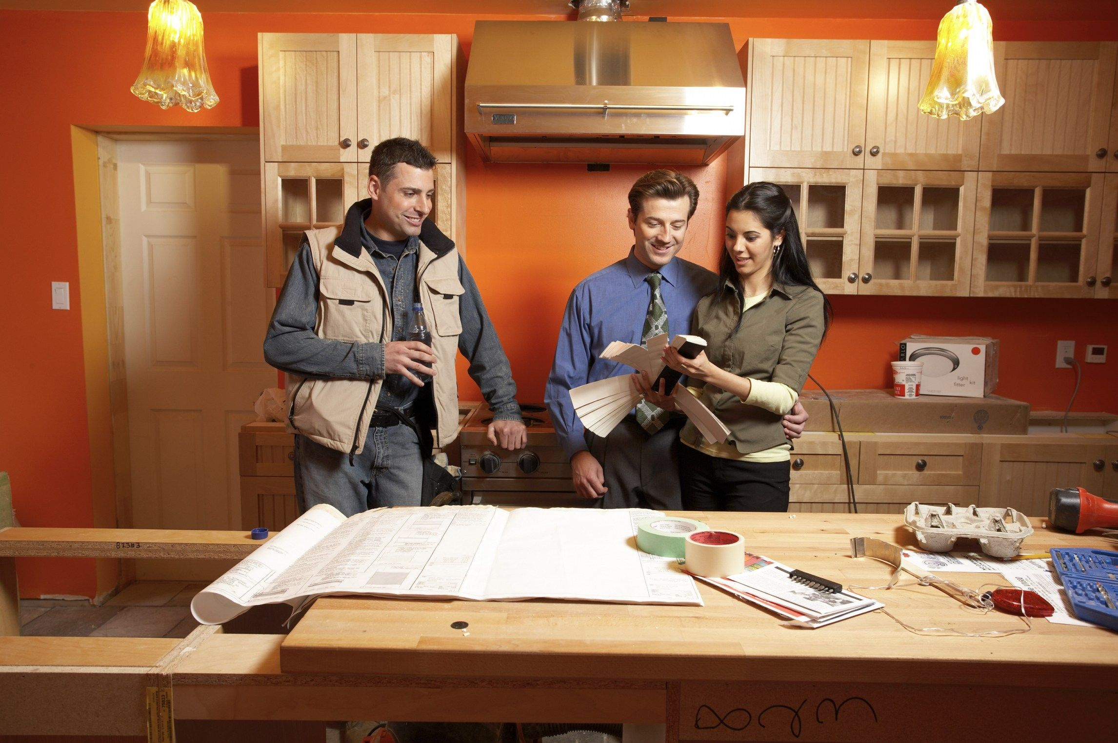 A House Doctor | REMODEL CONTRACTORS | Kitchen remodel cost