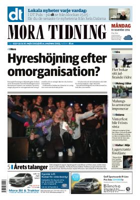 Hyresgästföreningen Siljansbygden befarar att de kommande hyresförhandlingarna med Morastrand kommer att innebära hyreshöjningar på grund av omorganisationen som genomförs då en mängd tjänster ska konkurrensutsättas.   Ordföranden Katharina Sjöström är orolig över vem som ska betala priset.   - Vi tycker inte att de kostnaderna ska drabba våra hyresgäster, säger Sjöström.