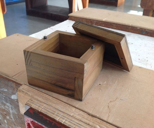 Small Wooden Box Craft Ill Make One Instead Small Wooden Boxes