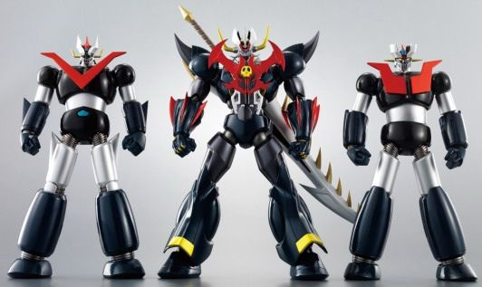 AmiAmi [Character & Hobby Shop] | Metalboy Mazinger Z 40th ver ...
