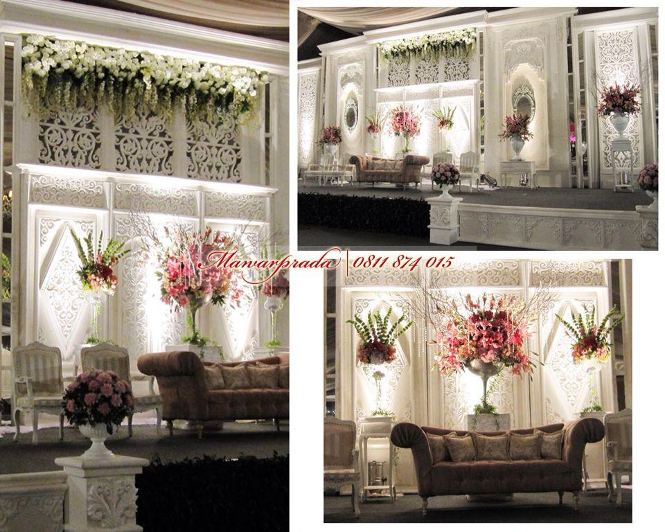 Pelaminan resepsi our wedding concept pinterest backdrops pelaminan resepsi junglespirit Images