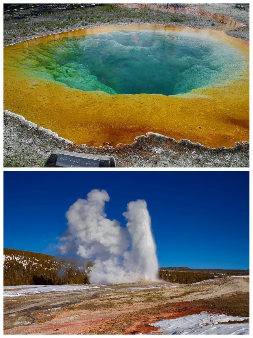 Yellowstone Vacation Things To See Yellowstone