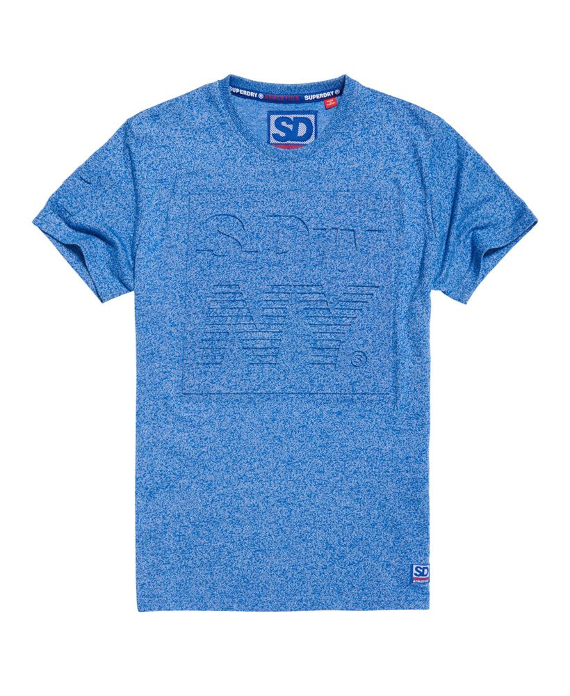 san francisco 42359 47ecc Superdry NY Sport Embossed T-Shirt | Superdry Athletic | T ...