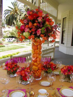 Details Party Rental Centerpiece Ideas Table Decor Vases Aggie