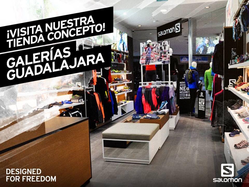 tienda oficial salomon mexico guadalajara