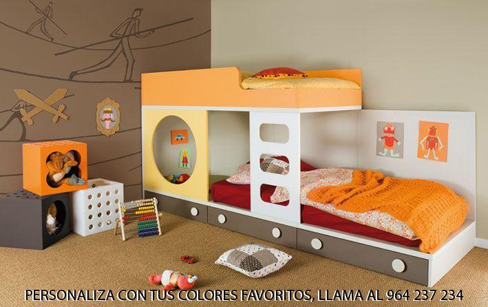 Dormitorios infantiles habitat 104 decoraci n beltr n tu tienda online en mobiliario juvenil e - Decoracion beltran ...
