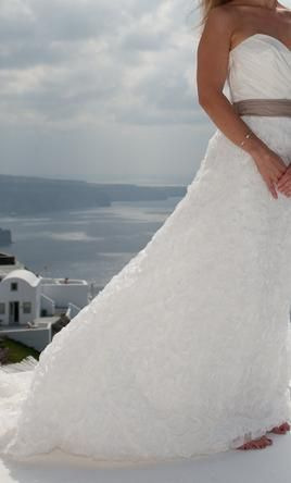Used Impression Wedding Dress 6121, Size 4  | Get a designer gown for (much!) less on PreOwnedWeddingDresses.com