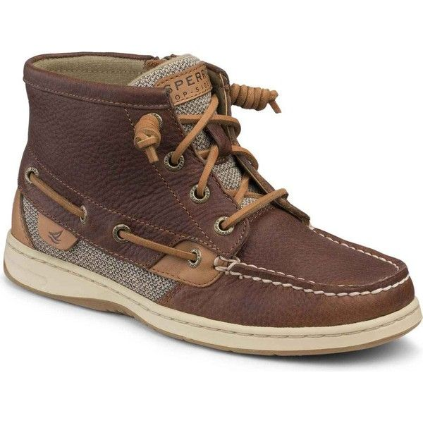 a32a1558ed5 Sperry Women's Marella Tan Performance Boating Shoes ($98) ❤ liked ...
