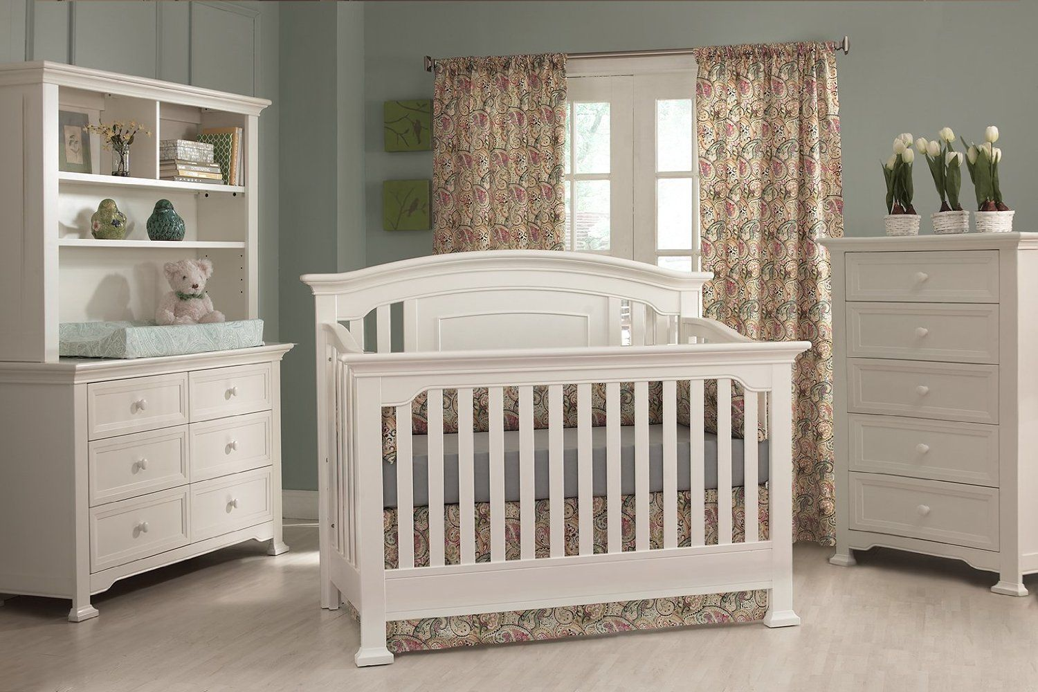 Medford Crib From Munire Baby Furniture