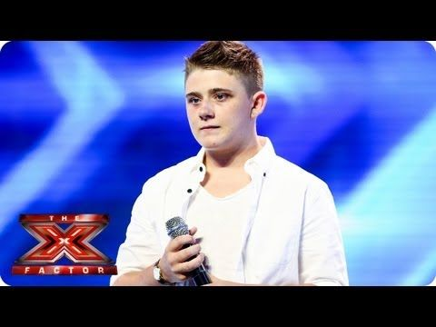 Nicholas McDonald sings A Thousand Years - Arena Auditions Week 3 - The ...