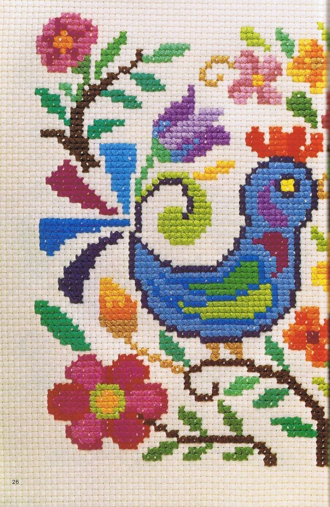 Cross Stitch Book Pdf