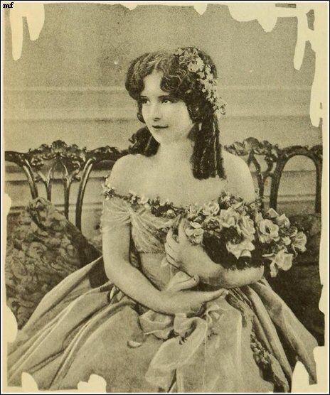 Clara Bow in Maytime, 1923