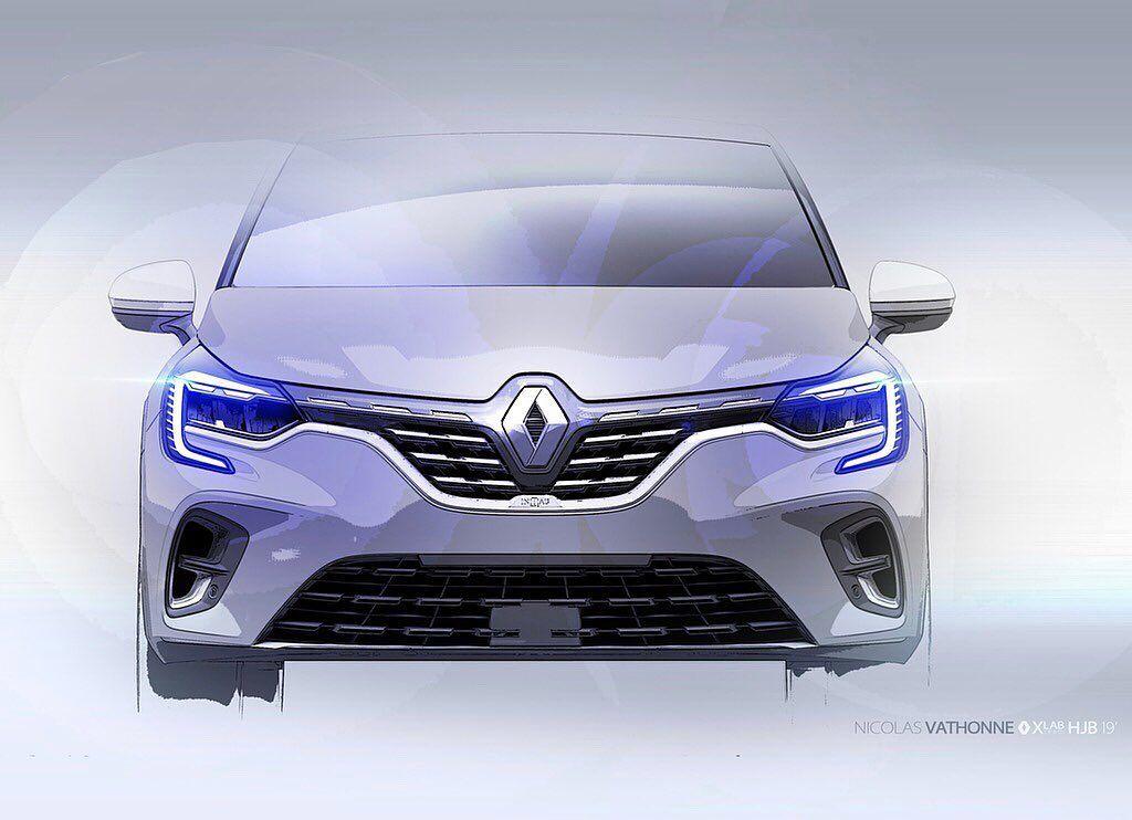 """Car and Sketch on Instagram: """"Renault Captur 2020 🇫🇷👌🇫🇷👌🇫🇷 @renault_france @renaultf1team @carandsketch #car #renault #cardesign #cardesignsketch #sketch…"""""""