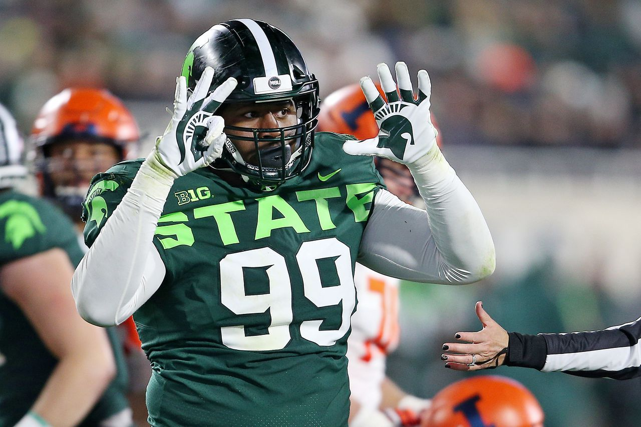 Analyst evaluates Michigan State's seven NFL combine