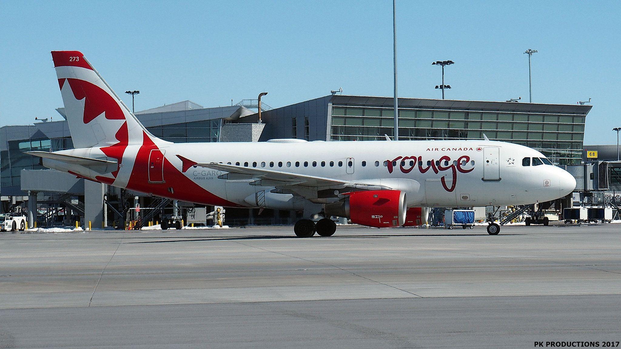 P3181391 TRUDEAU Airbus Narrowbodies Air canada rouge