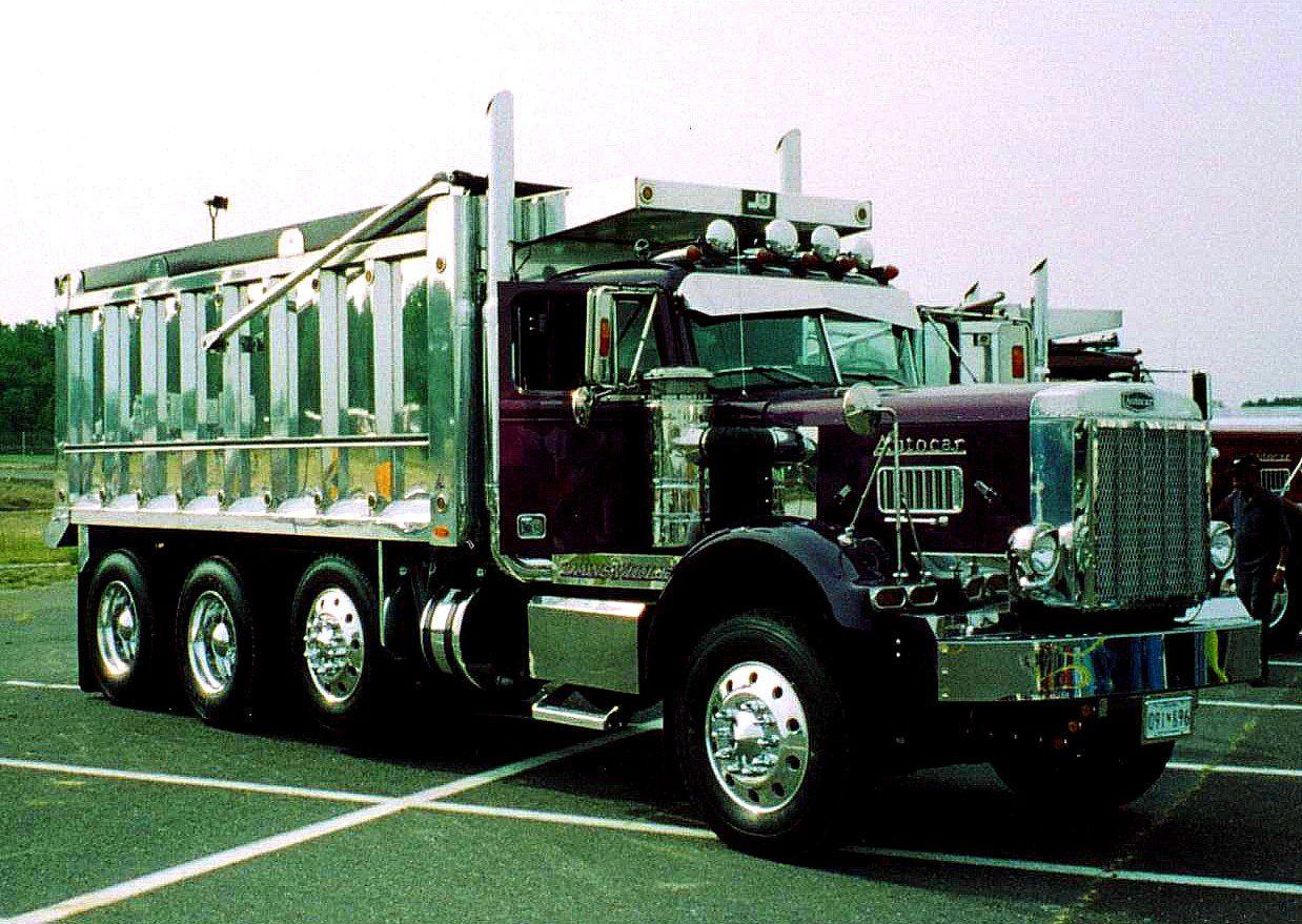 dump trucks for sale Search AutoCar Dump Trucks for sale