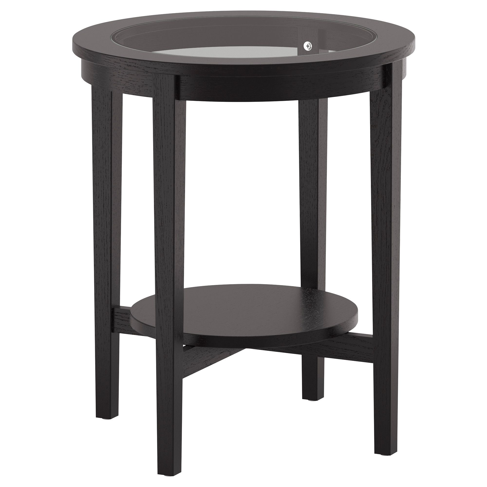 Best Ikea Malmsta Black Brown Side Table Ikea Side Table 400 x 300