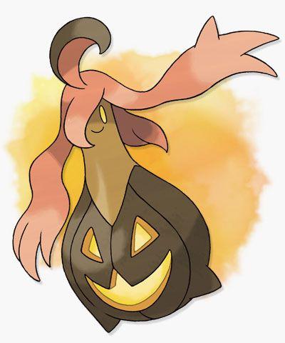 Gourgeist- Pokemon | Games | Pinterest | Pokémon and Team ...
