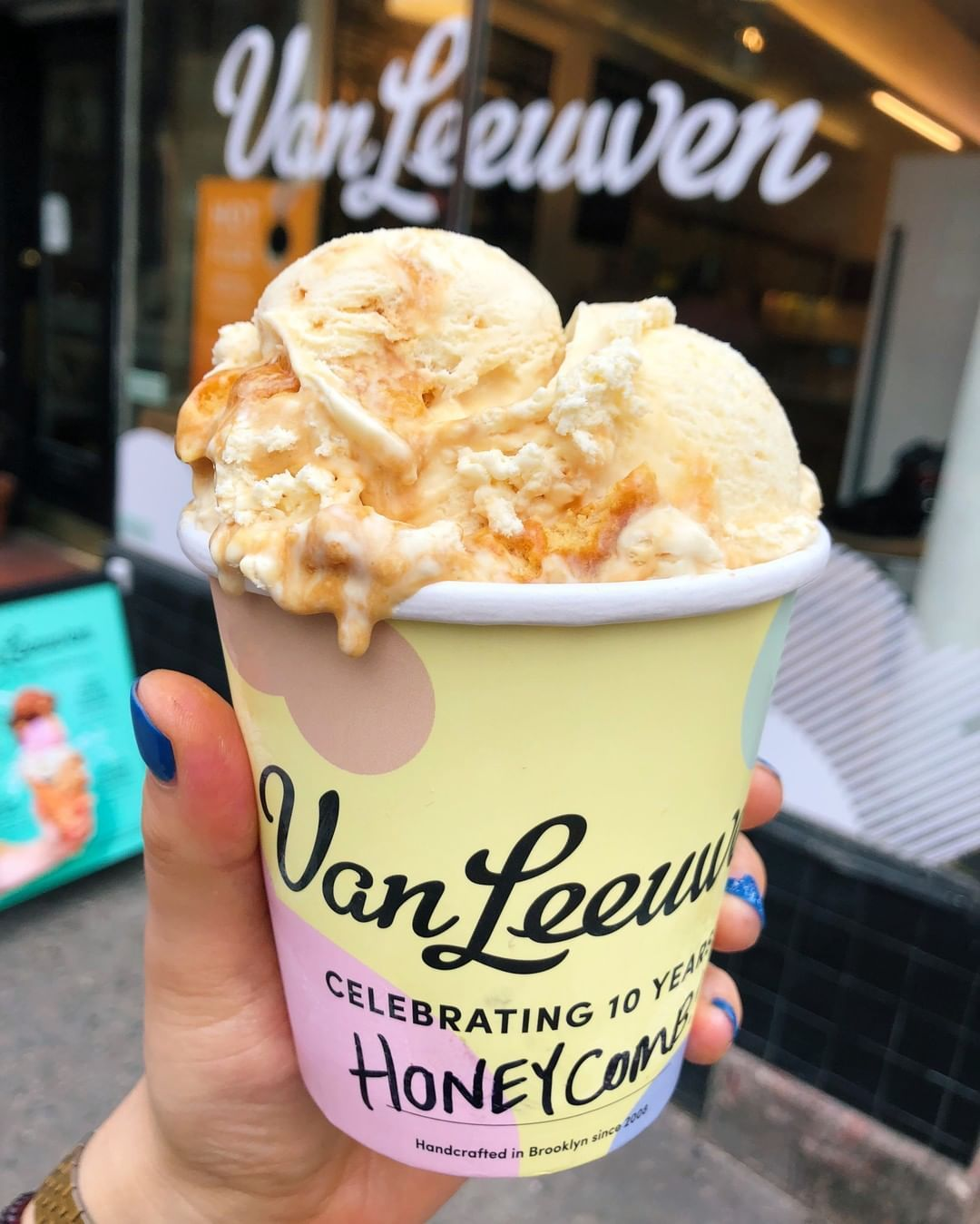 Van Leeuwen Ice Cream On Instagram The Only Way This Would Look Better Is If It Were In Your Hand We Mak Vegan Ice Cream Brands Vegan Ice Cream Ice Cream