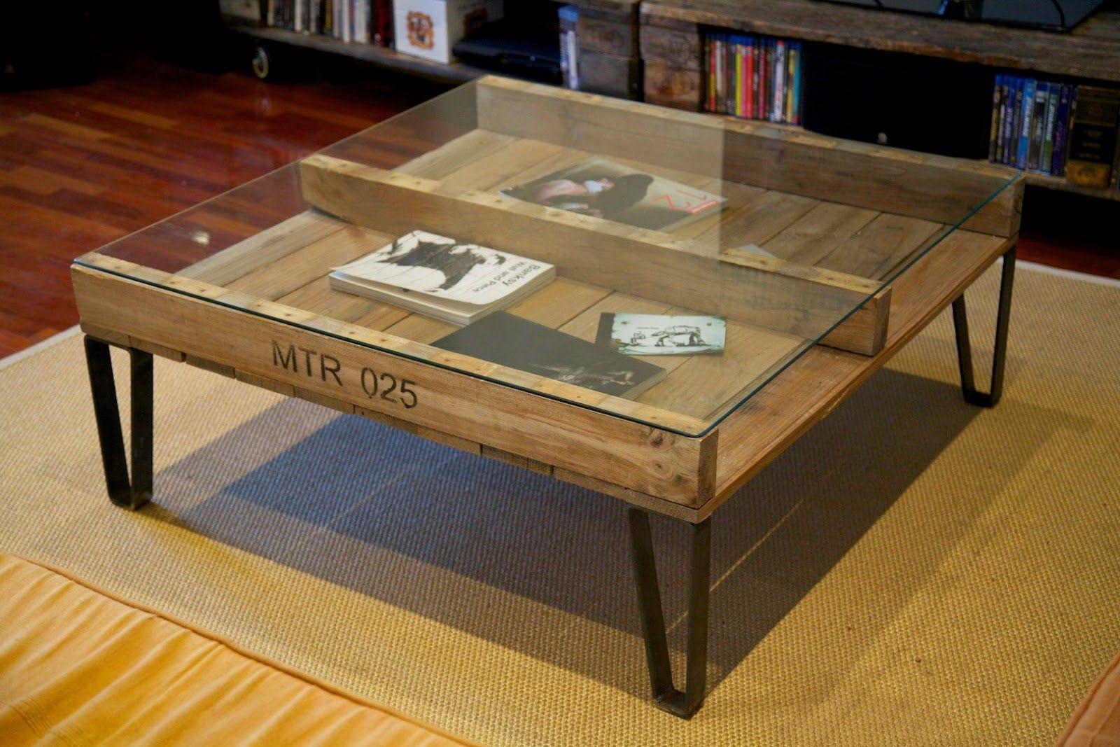muebles para tv con palets buscar con google - Mesas Con Palets