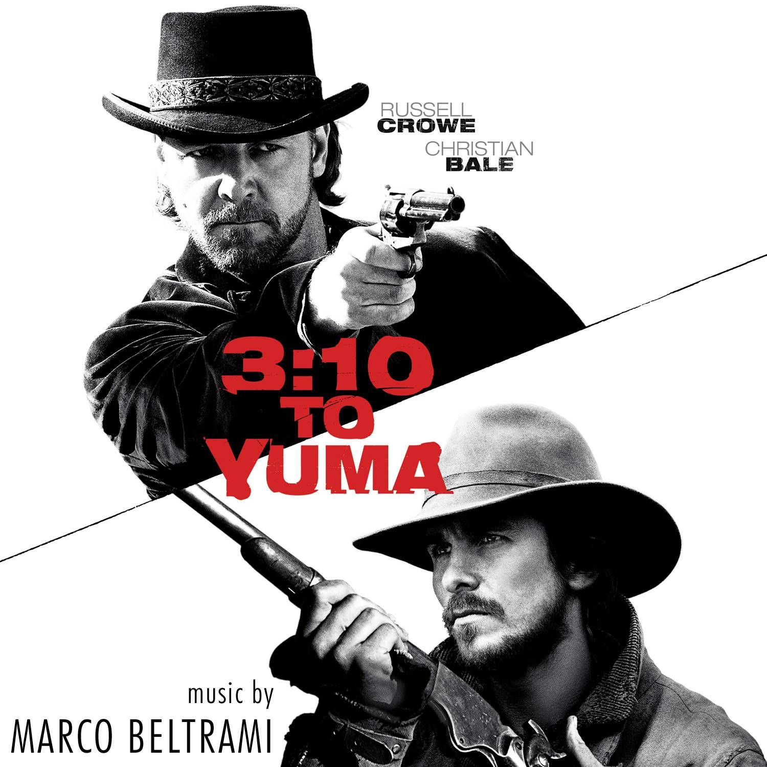3:10 to Yuma Soundtrack (Cover) - Soundtracks Picture
