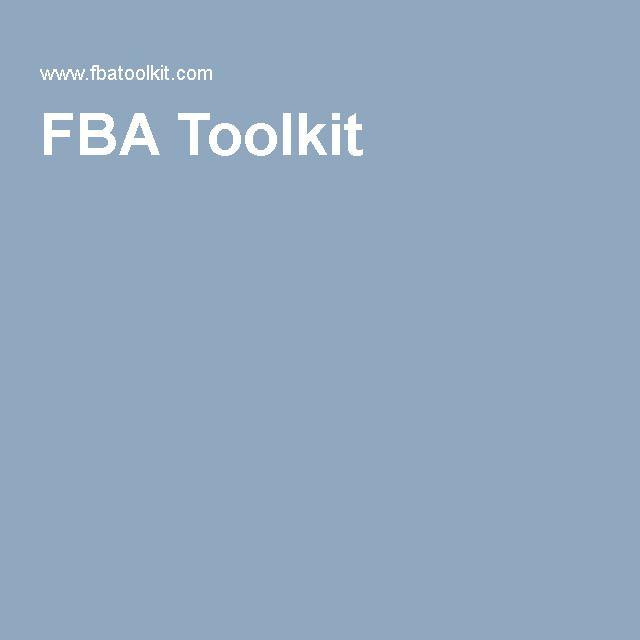 fba toolkit contact