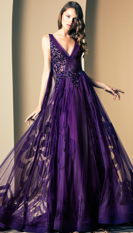Deeply Purple | Fashion Nails Lips Hair II | Pinterest | Vestiditos ...