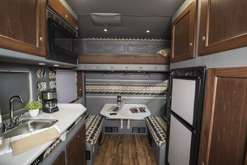 Luxury Truck Sleepers Google Search Truck Cabs