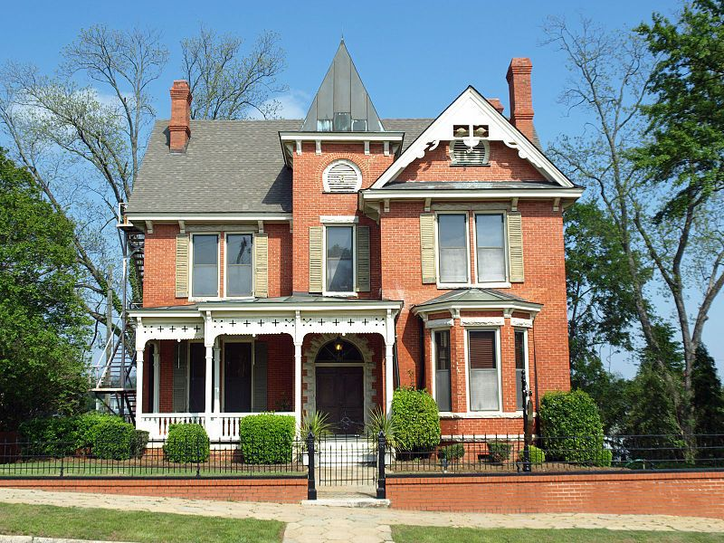 Stay House Montgomery Al Alabama Famous Historic