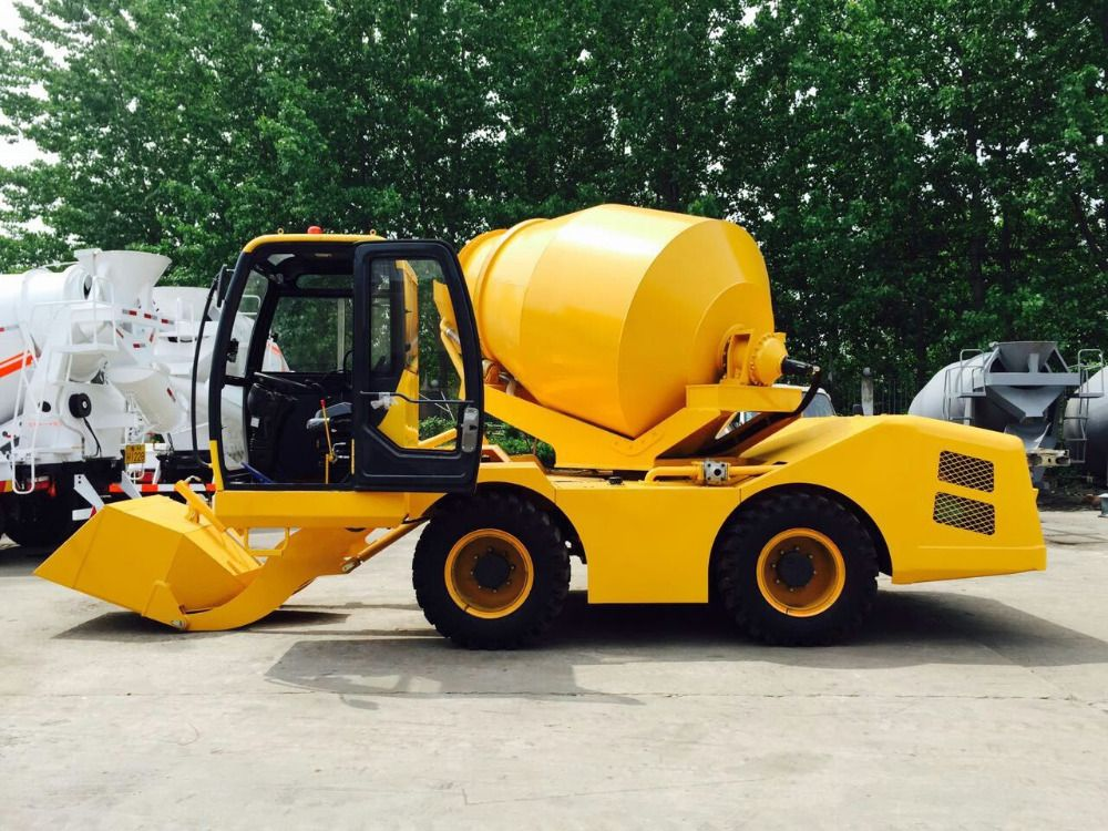 We offer a wide variety of high-quality mini concrete truck at an