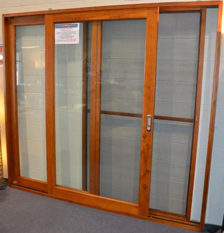 Cedar Sliding Door Cancelled Order 2190x2370h R L Building Materials Gumtree Australia Wollongong In 2020 With Images Sliding Doors Timber Sliding Doors External Sliding Doors