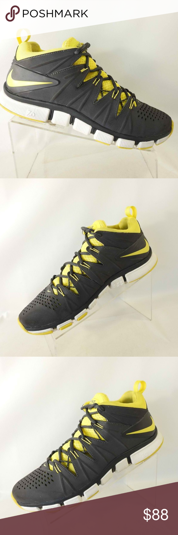 ce78d194569 Nike Free Trainer 7.0 Size 10.5 Running Mens Shoes Nike Free Trainer 7.0  599086-007