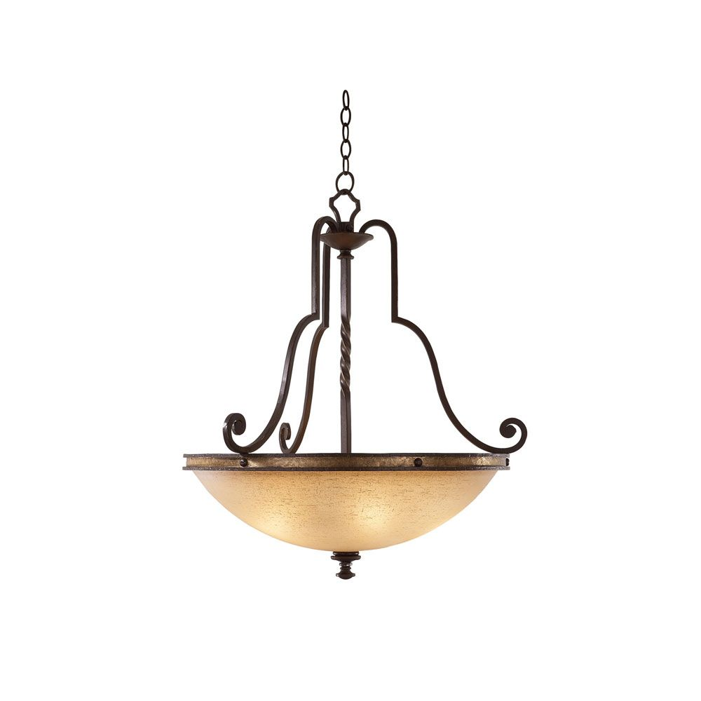 Kalco Durango 5 Light 29 In Pendant 1560 00 Usd Rustic Pendant Lighting Kalco Lighting Custom Light Fixtures
