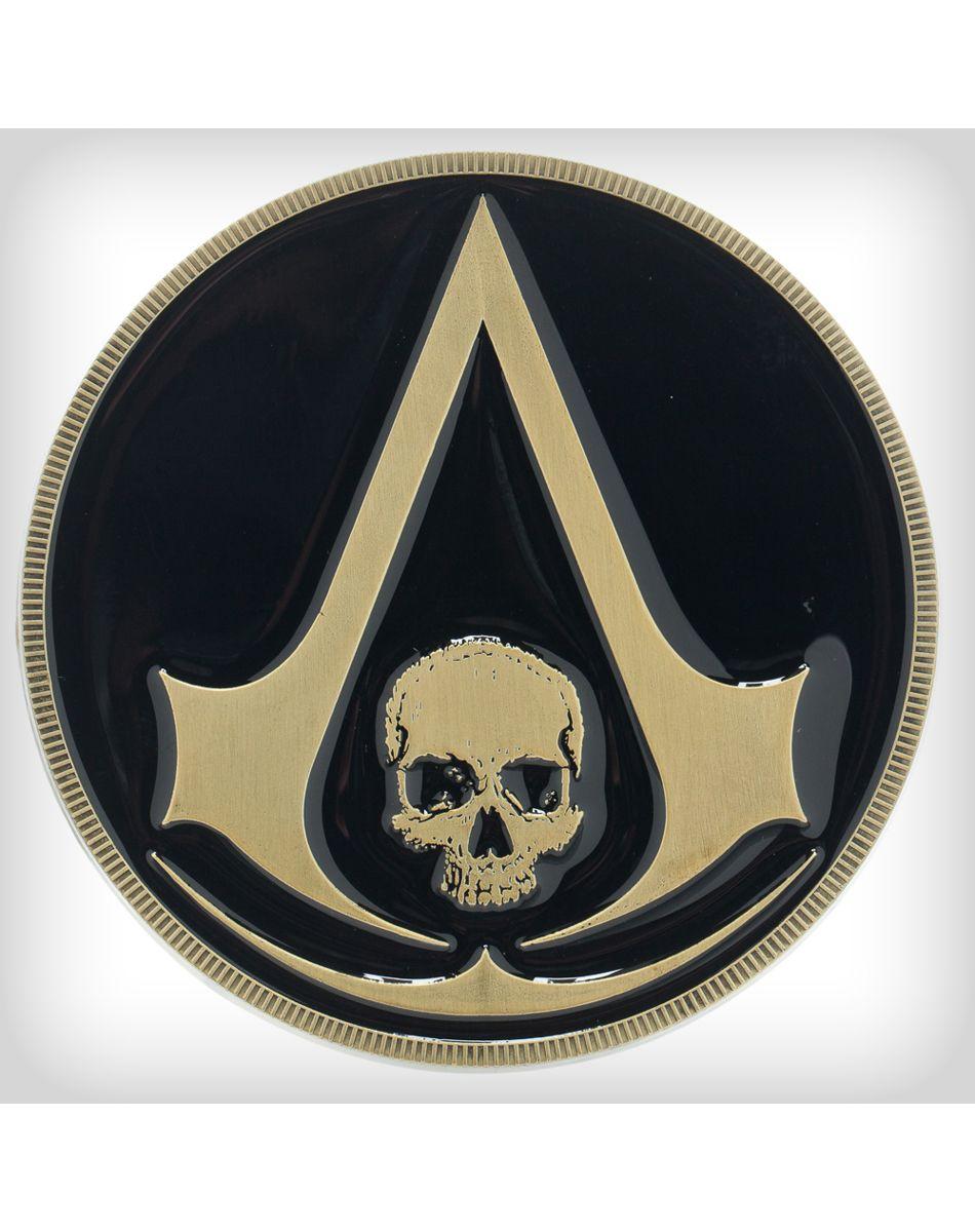 Assassin S Creed Brotherhood Metal hebilla de cintur/ón