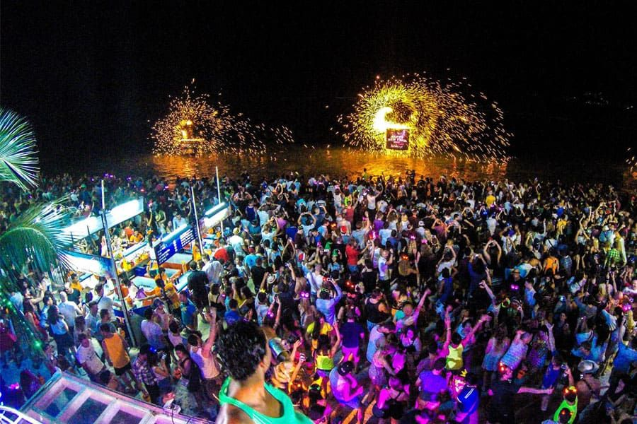 Top 10 Party Places to Celebrate New Year's Eve 2020 in