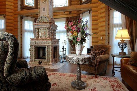 Сегодня популярностью в дизайнерском мире пользуется русский стиль в интерьере. Вдохновитесь нашими идеями! #интерьер #русскийстиль #дизайнинтерьера #delightfull #homedecor #uniquelamps #interiordesign