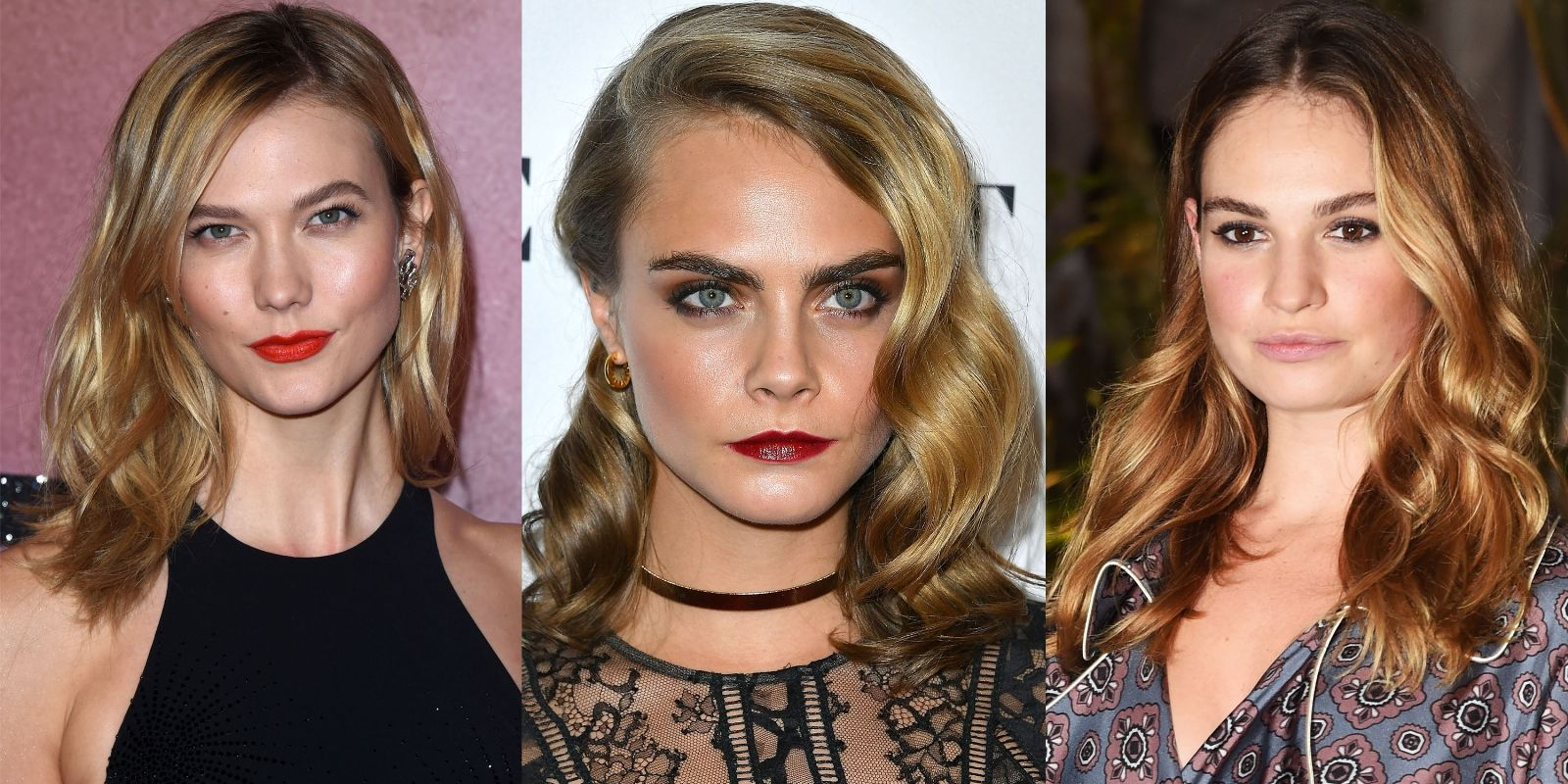The  Biggest Hair Trends Of  So Far  Hair trends Colors
