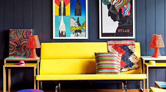 d coration int rieur peinture marier les couleurs maison pinterest d coration int rieure. Black Bedroom Furniture Sets. Home Design Ideas