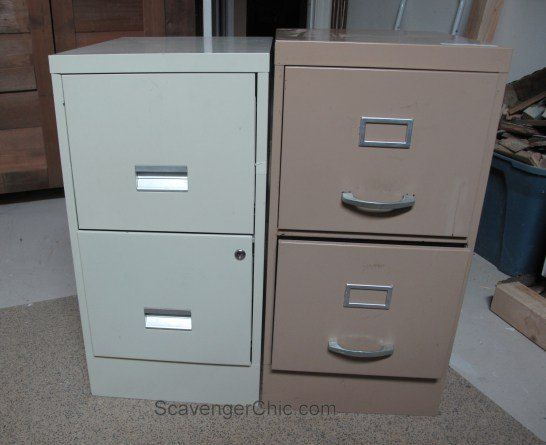 Don't Overlook Filing Cabinets Until You See These