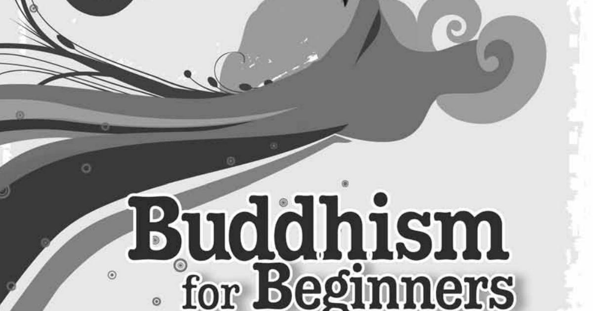 Buddhism for Beginners pdf | Buddismo | Buddhism for