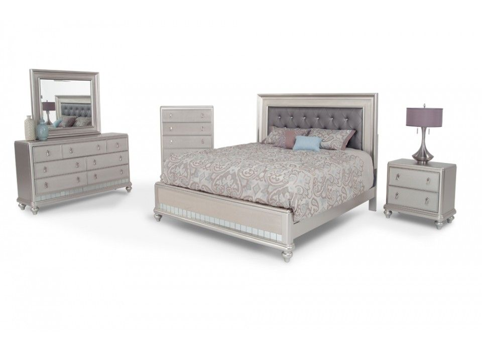 Diva 8 Piece Queen Bedroom Set | Home Sweet Home | Queen bedroom ...