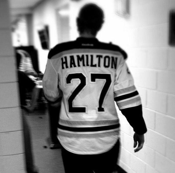 The Future!! Dougie Hamilton