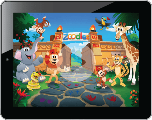 Zoodles Search Tablet (With images) Activity games