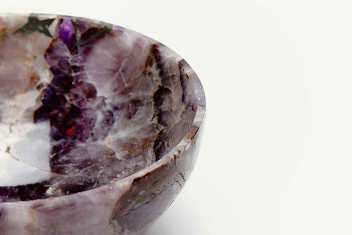 Amethyst Bowl THE LINE
