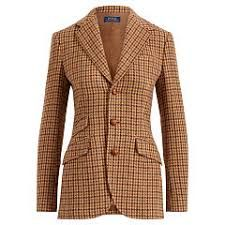 Image result for women wool camel blazer