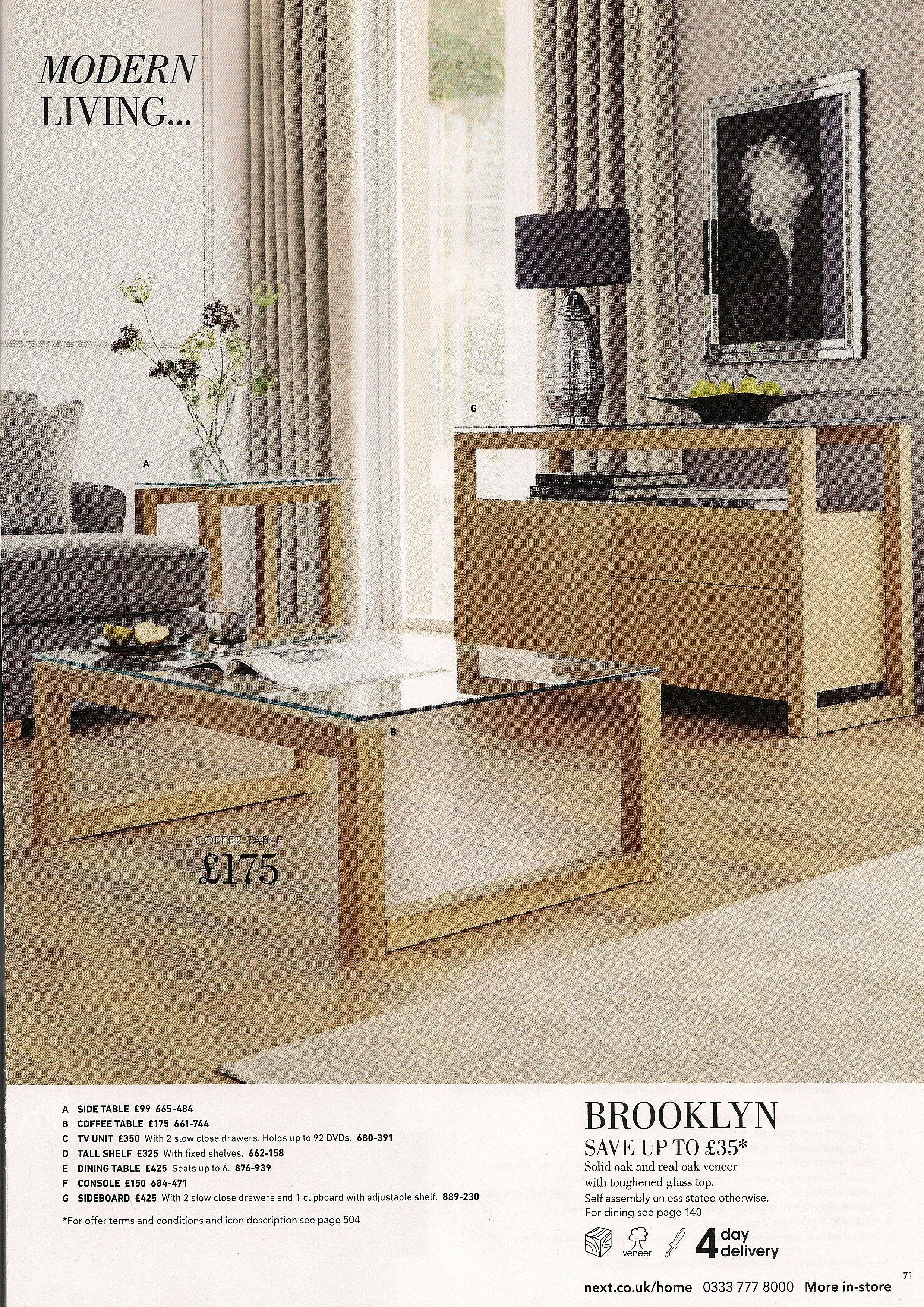Brooklyn Living Sideboard 425 H 750 W 1300 D 440 Solid Oak