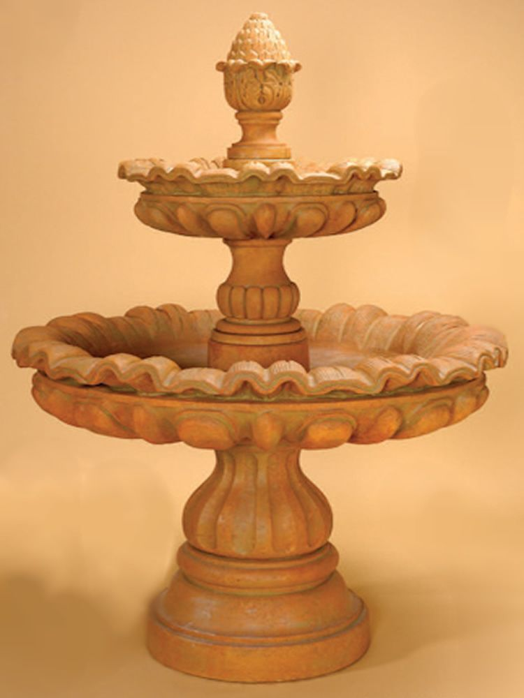Murano Two Tier Fountain. Fountain GardenGarden FountainsOutdoor Water FountainsOutdoor  Decor